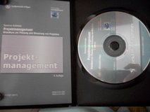 CD Rom Project Management Class in Ramstein, Germany
