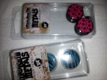 "Morbid Metals body jewelry3/4"" Brand New ear studs in Camp Lejeune, North Carolina"