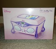 Disney Princess CD Jewelry Box in Naperville, Illinois