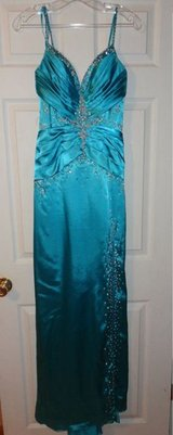 Blue Evening/Prom Dress in Hinesville, Georgia