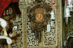 Owl Cuckoo Clocks in Spangdahlem, Germany
