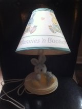 Bunny Lamp in Fort Campbell, Kentucky