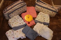 Nursery Bedding Set for TWINS in Shorewood, Illinois