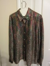 REDUCED-Beautiful Sequins Blouse in Houston, Texas