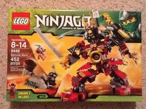 LEGO Ninjago Set # 9448 - NEW in Camp Lejeune, North Carolina
