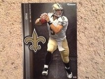 New Orleans Saints Collection Items in Camp Lejeune, North Carolina