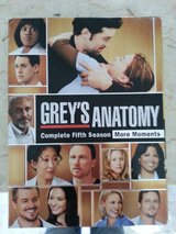 Grey's Anatomy DVD's in Yucca Valley, California