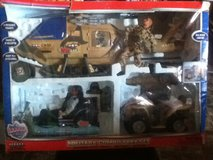 New Military Combo Helicopter Toy Set in Fort Campbell, Kentucky