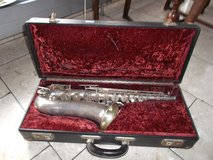 Racso saxophone from the 1950's in Ramstein, Germany