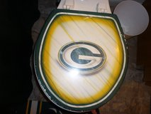 Green Bay Packer Complete Bathroom Set For Bathroom in Algonquin, Illinois