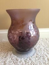 Purple Vase from Pier One in Joliet, Illinois