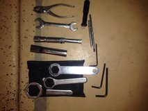 2007 ZX6r TOOL SET in Hemet, California