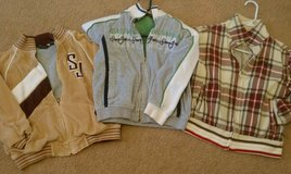 Boys Sz 7 Designer jackets in Fort Hood, Texas