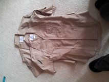 2 size 15 1/2. valor Charlie shirts like new in Camp Lejeune, North Carolina