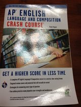 High School AP English & Composition Crash Course textbooks in Okinawa, Japan