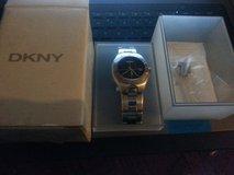 DKNY watch in Lakenheath, UK
