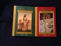 The Royal Diaries Anastasia and Cleopatra VII in Naperville, Illinois